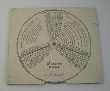 VERY RARE USSR Soviet Russian Military Slide Rule Limited Edition!!!