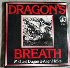 DRAGON'S BREATH ~ MICHAEL DUGAN & ALLEN HICKS 1980 ~ Picture Puffins