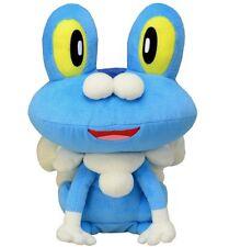 TAKARA TOMY Pokemon Froakie Keromatsu Talking Plush Toy - NOT include Battery