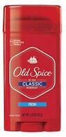 Old Spice FRESH Scent CLASSIC Original Round Stick Formula Deodorant 3.25 oz.