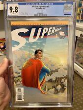 All-Star Superman #1 CGC 9.8 2006
