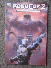 """MARVEL """"ROBOCOP 2-THE OFFICIAL ADAPTATION OF THE HIT FILM!"""" AUG.1990 VF+ 8.5"""