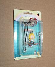 Theatrhythm Final Fantasy Character Strap Mini Figure Cell Phone Charm Zidane
