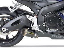 SUZUKI '06-07 GSXR600 M2 Carbon Fiber Two Brothers Exhaust Slip-On -NEW