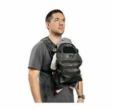 TBG Tactical Baby Carrier Black Camo TBG CARRIER Unisex Cotton Minimalist Design