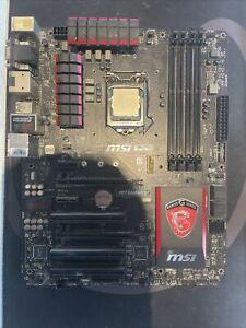 MSI H97-Gaming 3 Mainboard Intel H97/LGA1150