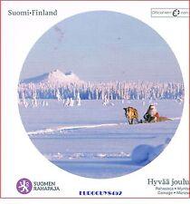 FINLAND - KERSTSET 2013 BU - 8 MUNTEN + PENNING