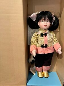 Shu Sham by Shirley Peck, artist doll