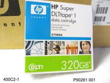 HP SUPER DLTape I DATA CARTRIDGE 320GB NEW  SEAL FACTORY BOX OF 20 UNITS