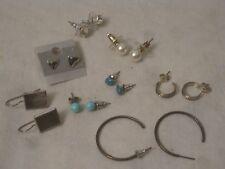 costume jewelry earring lot  earrings pair  * 1 monet jewelry pierced ear