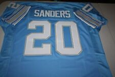 BARRY SANDERS #20 RB SEWN STITCHED HOME THROWBACK JERSEY SIZE XLG LION KING