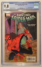 AMAZING SPIDER-MAN #58 (November 2003) - CGC 9.8 - Investment Grade Comic!