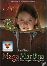 Dvd MAGA MARTINA e il Libro Magico del Draghetto (2009) *Contenuti Speciali*NEW