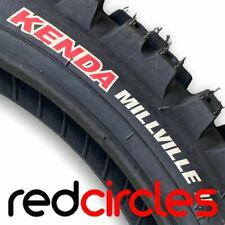 KENDA MILLVILLE II PIT BIKE FRONT TYRE - SIZE 60/100-14 fits 50CC 110CC 125CC