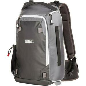 Brand New MindShift Gear PhotoCross 13 Backpack (Carbon Gray) #31246