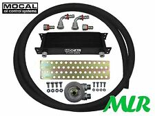 PEUGEOT 206 GTI 180 RC MOCAL 1/2BSP RUBBER HOSE ENGINE OIL COOLER KIT ZO1K-M20