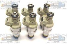 Set of 6 Rebuilt 1986 - 1992 Ford Ranger 2.9L Fuel Injectors