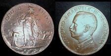 5  Centesimi 1909  conservazione SPL  sig./periz.to