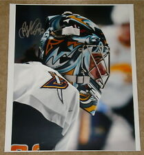 RYAN MILLER AUTOGRAPHED 16X20 PHOTO (W/ PROOF!)