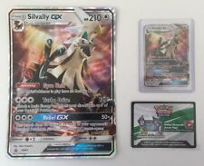 Pokemon Shiny Silvally GX box lot (SM91, Jumbo SM91 & Online Code) - NM/MINT