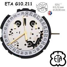 ETA chronograph Quartz movement werk  Mouvement G10.211 Fashionline