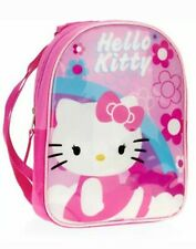 "New Hello Kitty 10"" ""Mini Backpack with Hood !!"