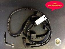 1x mini cooper s R56 cooper s véritable mintex arrière plaquettes de frein usure capteur