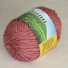 Sale 1 Ball 50g Soft Waem Chunky Thick Wool Hand Knitting Yarn Mauve 248-205