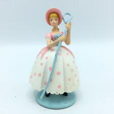 "Disney Pixar Toy Story Bo Peep Figure 3"" tall Hasbro 2001"