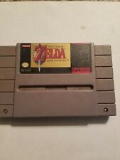 New listing The Legend of Zelda: A Link to the Past (Super Nintendo, 1992)