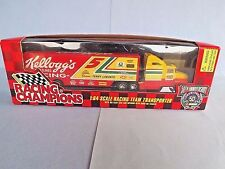 "NASCAR RACE TEAM TRANSPORTER TRUCK #5 & CAR ""NASCAR 50th ANNIVERSARY"" 1:64 ~NIB!"