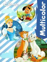 Multicolor Malbuch - Aristocats, Pinocchio von Disney Enterprises #598284