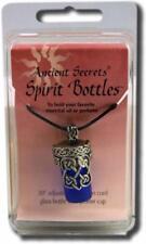 Celtic Spirit Bottle Necklace, Ancient Secrets,