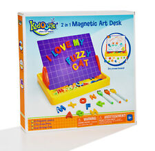 Kidoozie 2 in 1 Magnetic Art Desk