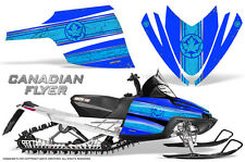 ARCTIC CAT M CROSSFIRE SNOWMOBILE SLED GRAPHICS KIT WRAP CREATORX CANFLYER BLIBL