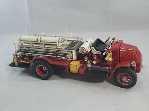 Diecast - 1/32 Danbury Mint 1926 Mack AC Rotary Pumper Fire Engine Truck