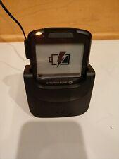 Motorola Sb1 with speaker adapter, charging cradle, power supply & 10 lanyards