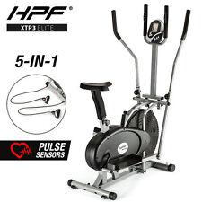 HPF 5 in 1 Elliptical Cross Trainer & Exercise Bike Equipment  - FTNXTRHPFAXV3