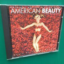 Thomas Newman American Beauty Film Soundtrack Score Cd Kevin Spacey Mena Suvari