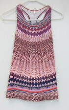 prAna Boost Printed Top - Womens XL - Violet Sol - NWT