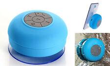 Altavoz Speaker Waterproof para Ducha Agua Reproductor MP3 con Bluetooth 4085