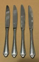 Pfaltzgraff Stainless BISCAYNE Dinner Knives Set of 4