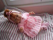 ens robe neuf 3 pièces fait main poupée reborn,baigneur,antonio juan 40/45 cm