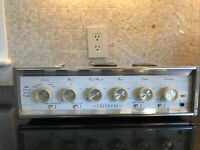 RARE MINT SHERWOOD S-1000 III MONO INTEGRATED TUBE AMPLIFIER PERFECT CONDITION