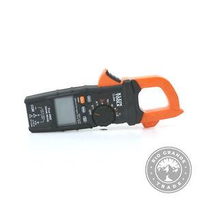 USED Klein Tools CL800 Electrical Tester Digital Clamp Meter AC/DC in Black