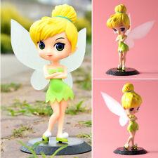 Tinker Bell Peter Pan Disney Characters Qposket Figurine Statue 14cm