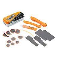 IceToolz 65A1 Bike Bicycle Cycling Tire Puncture Patches Repair Kit
