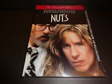 NUTS-Is quirky BARBRA STREISAND competent to stand trial for murder-DVD