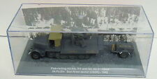 Finshed Model Flakvierling sd.kfz.7/1 with sd.ah.51, 1/72, atlas, Metal, NEW
