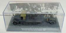 Modello finito Flakvierling sd.kfz.7/1 con sd.ah.51, 1/72, Atlas, Metallo, Nuovo